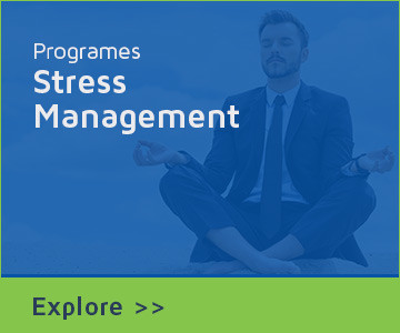 Stress management programe with stress coach in London Hans Schumann