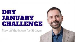 Dry January 2019 with Life Coach London Hans Schumann