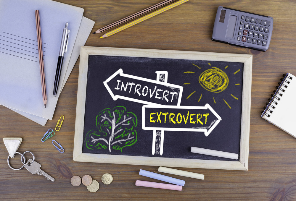 London Life Coach Hans Schumann explains the spectrum between introvertism and extrovertism