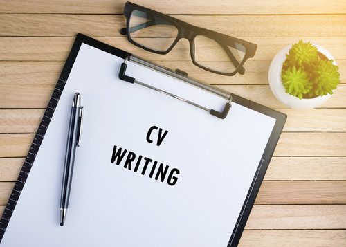 CV writing tips from London Life Coach Hans Schumann