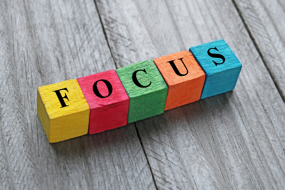 Focussed working - Life Coach London Hans Schumann